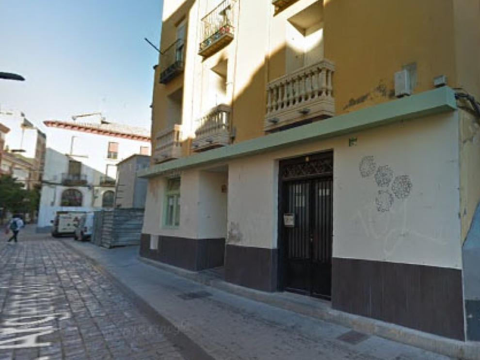 Local de la calle Argensolas que ocupa el Mandala.
