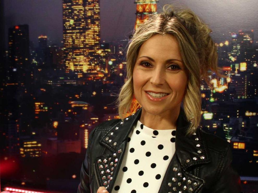 Eva Mora, jefa de la delegación de España en Eurovisión TVE