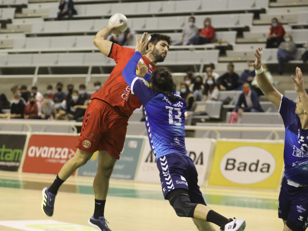 Bada Huesca pasa página de su derrota del miércoles