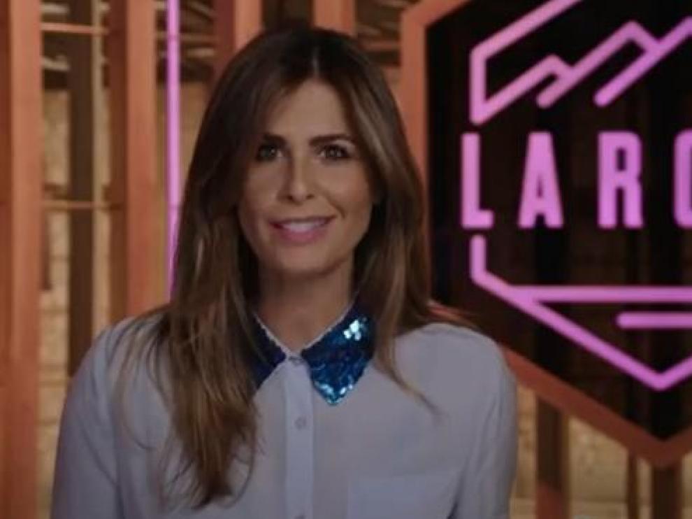 """Imagen promocional del programa """"La Roca"""", que comienza hoy."""