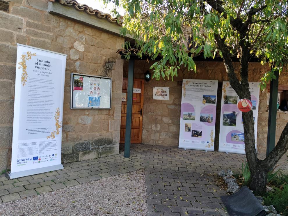 Centro de Arte Rupestre en Colungo