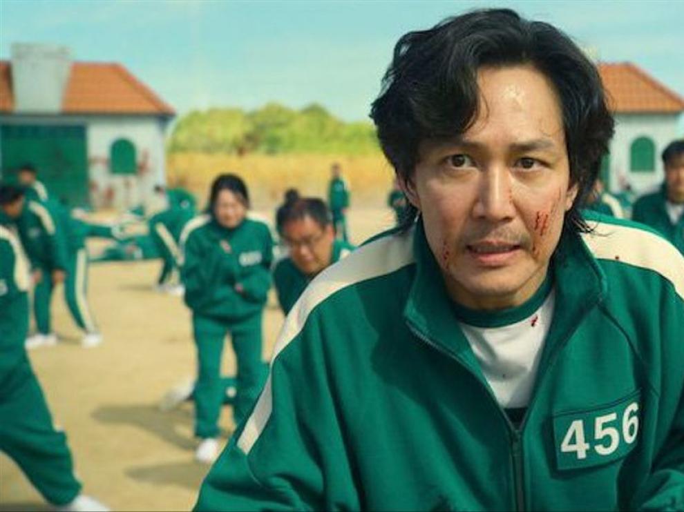 Lee Jung Jae es el protagonista de la serie 'El Juego del Calamar'.